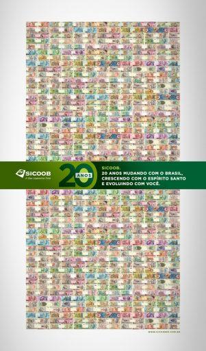 Sicoob | Cédulas