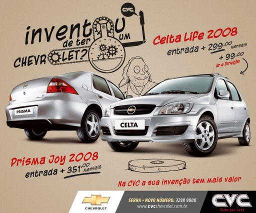 CVC | Invenção