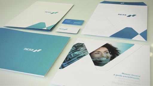 Nexa | Rebranding