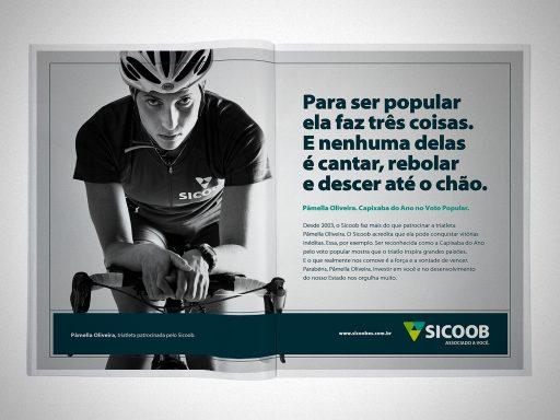 Sicoob | Homenagem Pâmella