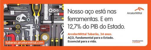 ArcelorMittal | Tubarão 34 anos