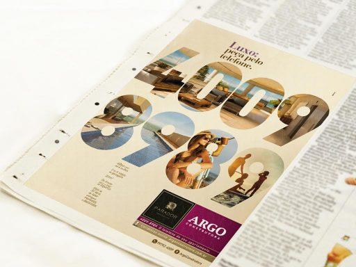 Argo | Campanha Número