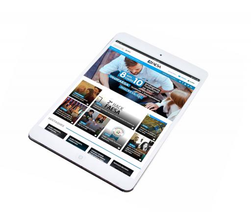 FAESA | Site