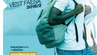 FAESA | Campanha VestFAESA 2016/2
