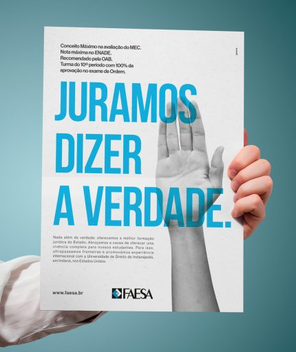 FAESA | Anúncio Direito