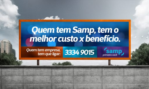 Samp | Quem Tem