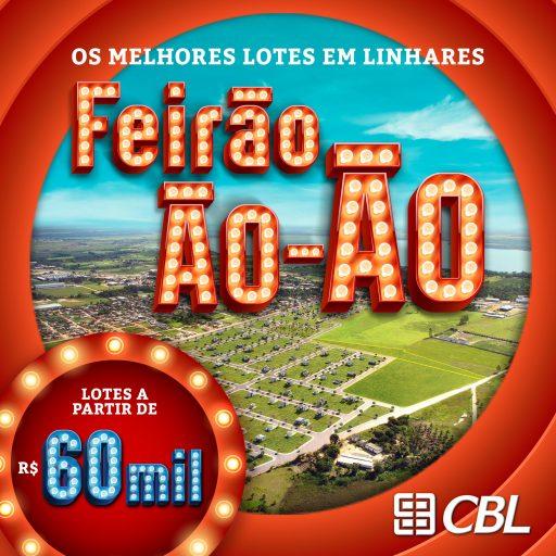 CBL | Feirão ÃO ÃO