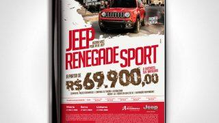 Jeep | Campanha Varejo